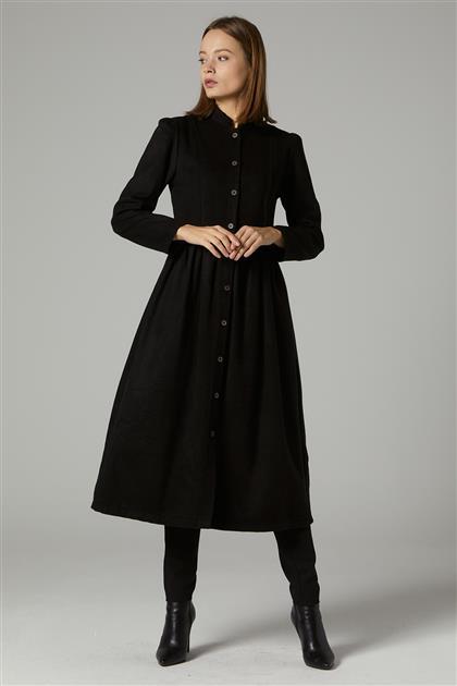 Coat-Black 2458F-01