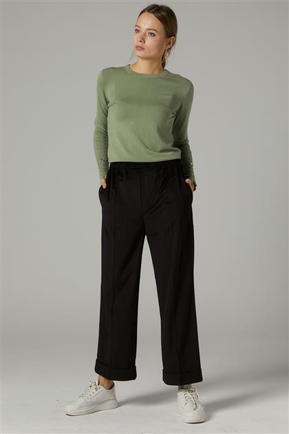Pantolon-Siyah-TK-T7170-9