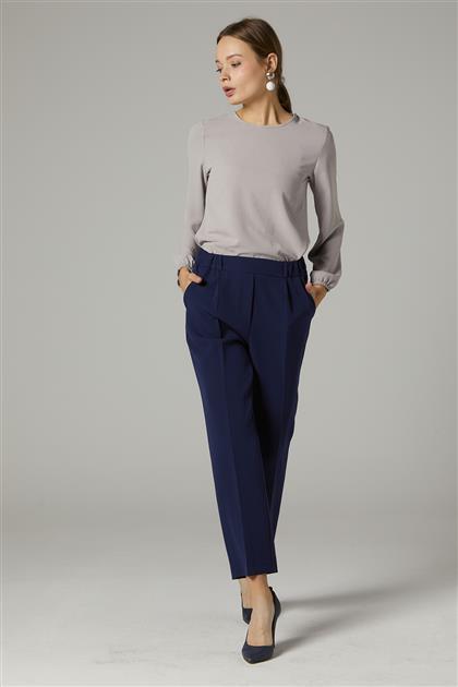 Pantolon-Lacivert-TK-T2060-8