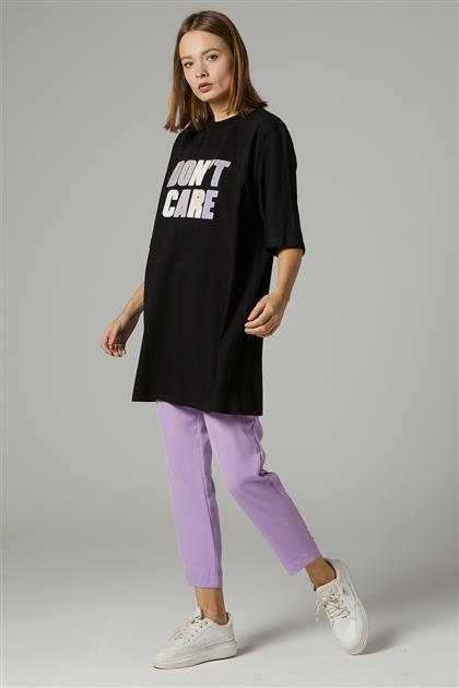 Tshirt-Siyah 30491-01