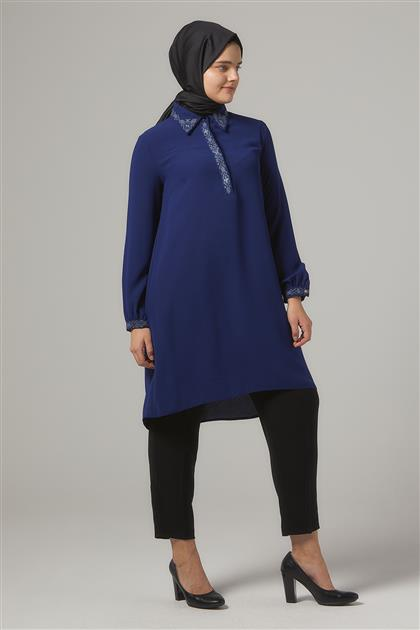 Tunic-Navy Blue DO-A9-61146-11