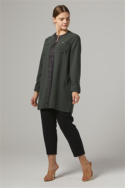 Tunic-Khaki DO-A9-61005-21