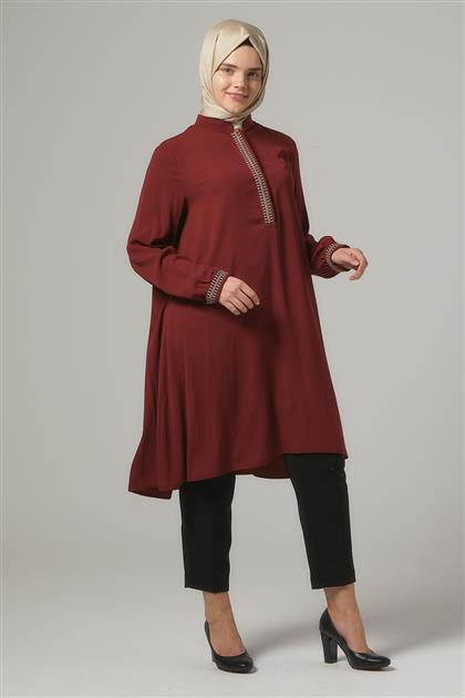 Tunic-Claret Red DO-A9-61148-26