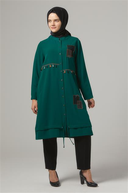Tunic-Green DO-A9-61126-25