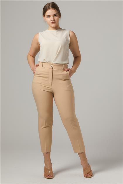 Pants-Beige KY-B20-79013-08