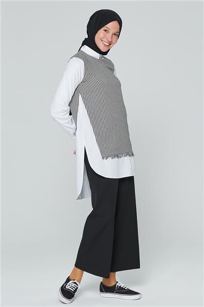 Armine İkili Takım Siyah 20K6205