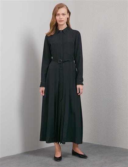 Elbise-Siyah KA-A20-23117-12