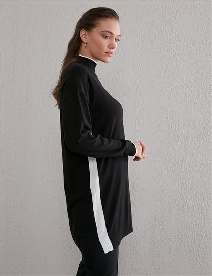 Knitwear-Black KA-A20-TRK19-12