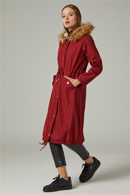 Coat-Claret Red UA-0W20102-67