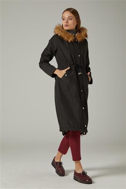 Coat-Black UA-0W20102-01