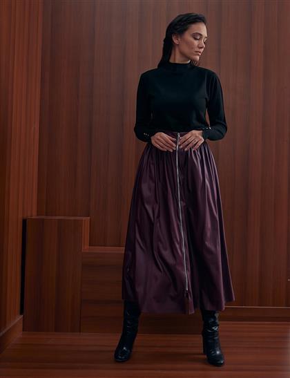 Skirt-Plum KY-A20-72099-29