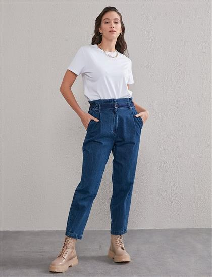 Pants Navy Blue A20 19020