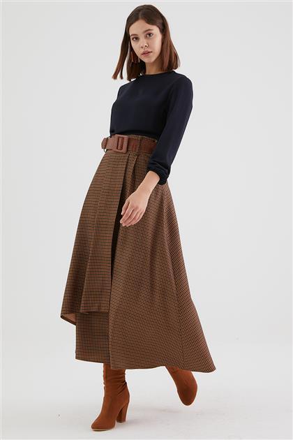 Skirt-Black 2773-01