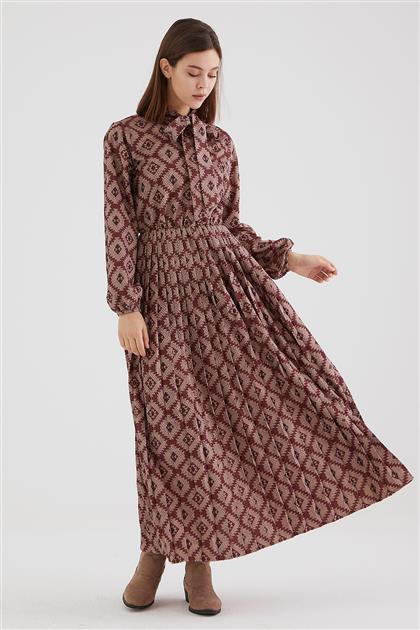 1864-67 فستان-بوردو