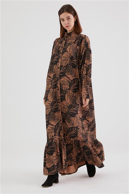 Elbise-Siyah 0449-01
