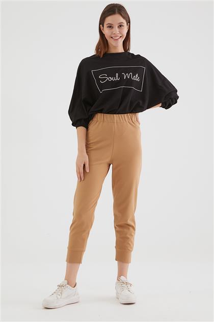 Pants-Brown 30189-68