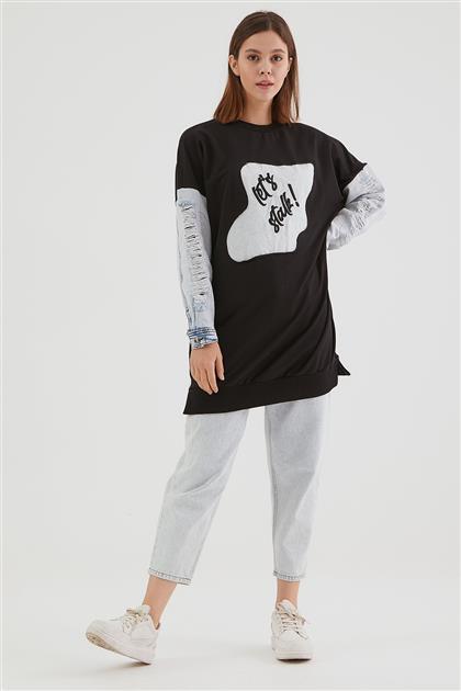 Tunic-Black 30528-01