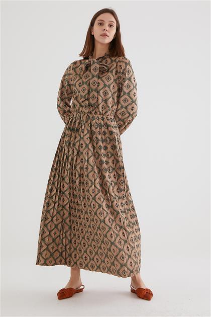 Elbise-Yeşil 1864-21