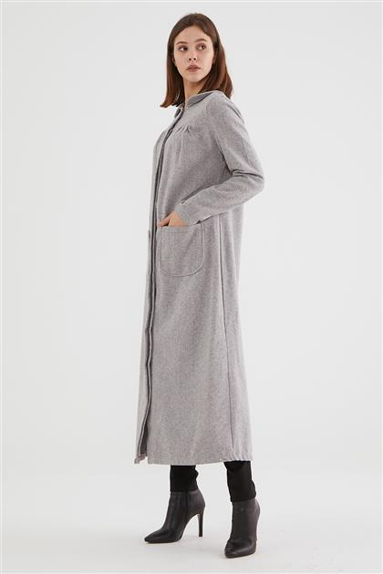 Coat-Gray 2167F-04