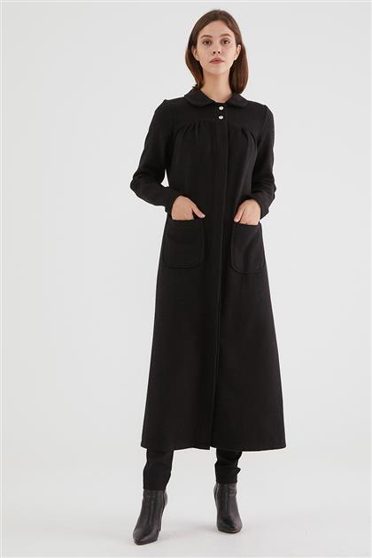 Coat-Black 2167F-01