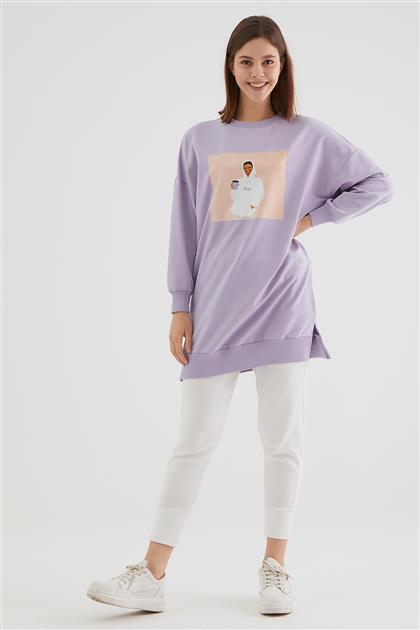Tunic-Lilac 30473-49