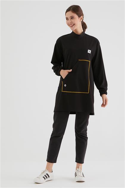 Tunic-Black 20318-01