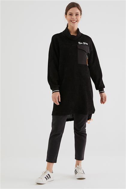 Tunic-Black 20317-01