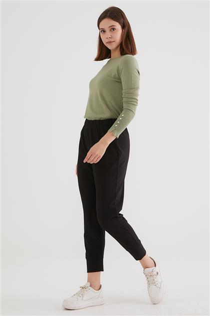 Pants-Black 28073-01