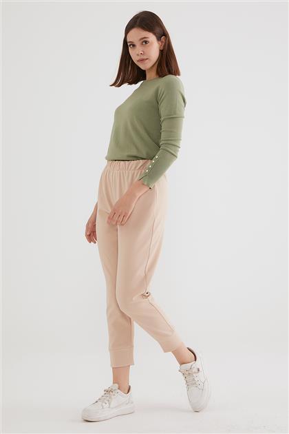 Pants-Beige 28073-11