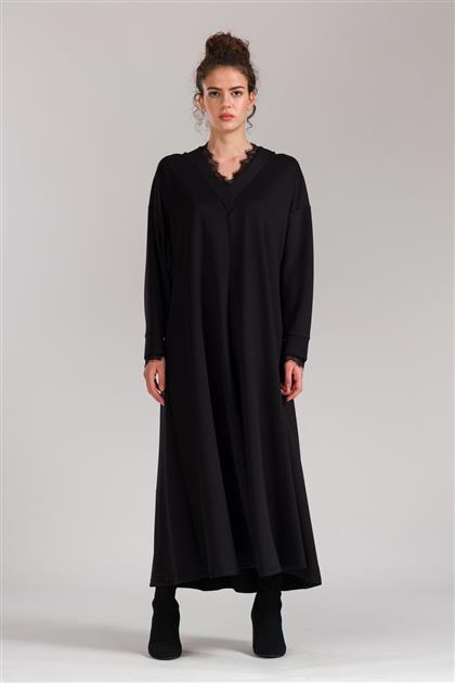 5078 - فستان أسود