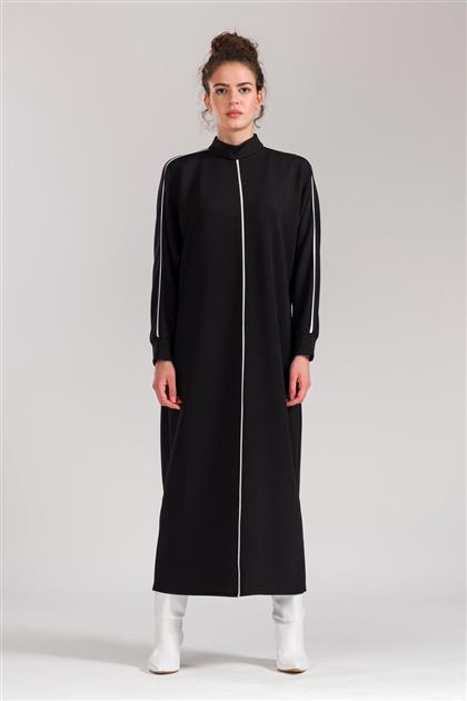 5113 - فستان أسود