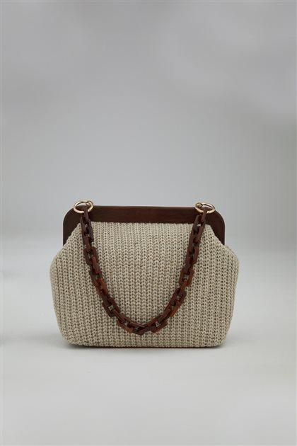 0128315-72 حقيبة-بني مينك