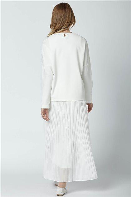 Bluz-Beyaz 19Y2365-02