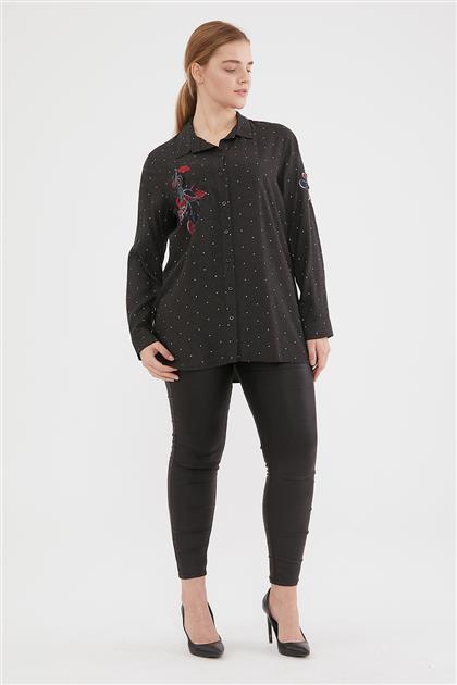 Shirt-Black 6003-01