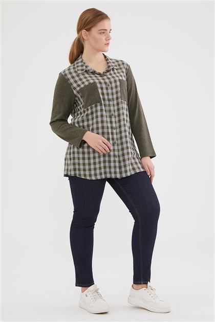 Shirt-Khaki 1023-27