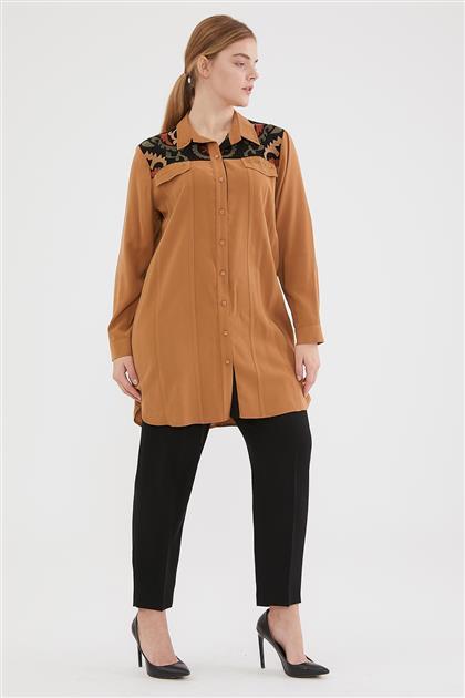 Shirt-Camel 6088-46