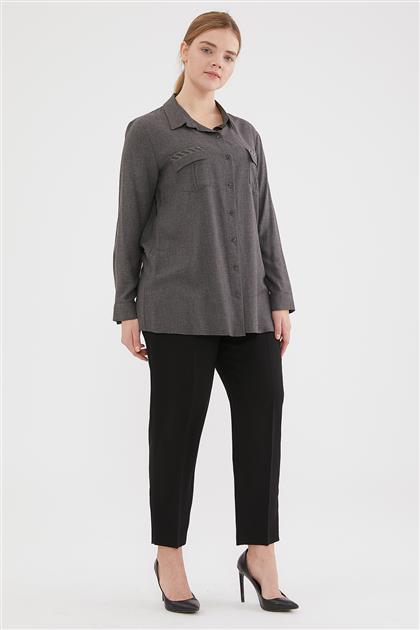 Shirt-Gray 6027-04