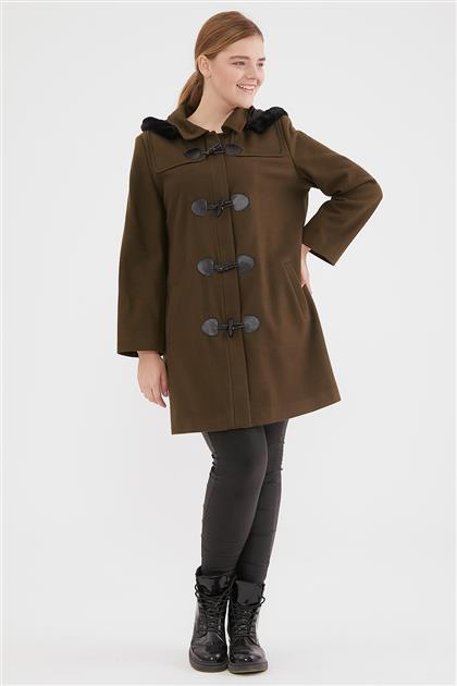 Coat-Khaki 6619-27