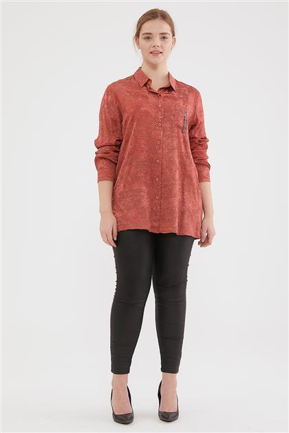 Shirt-Orange 6055-157