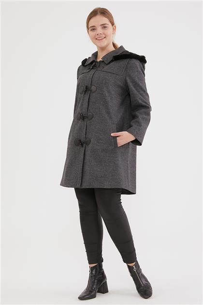 Coat-Gray 6619-04