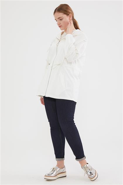 Jacket-White 1501-02