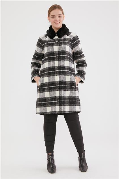 Coat-Black 6616-01