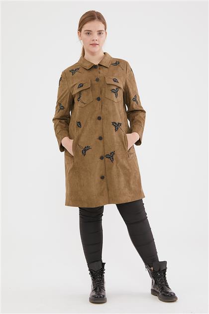 Coat-Khaki 6503-27
