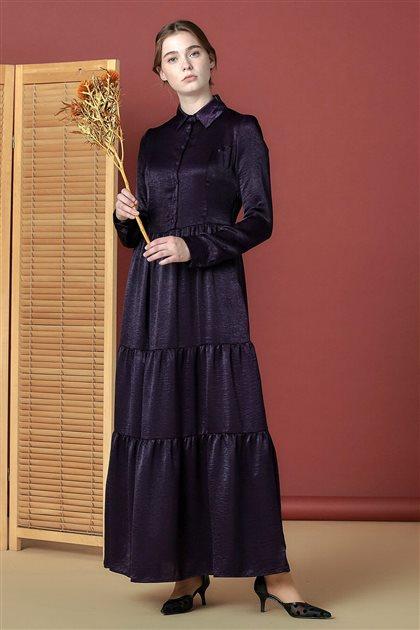 Elbise-Mor 20K5111-45