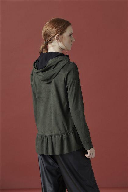 Bluz-Yeşil 17KIS092-21