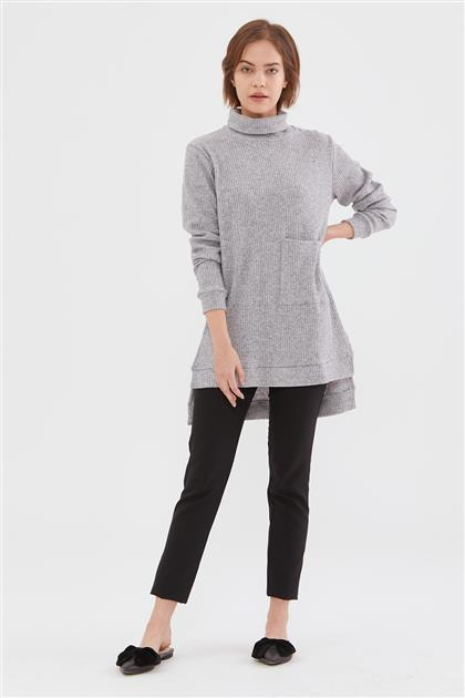 Tunic-Gray LA-0WET7002-04