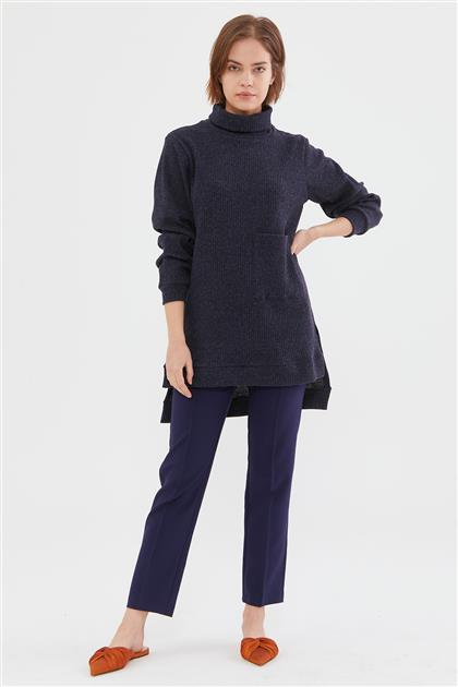 Tunic-Navy Blue LA-0WET7002-17