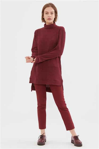 Tunic-Claret Red LA-0WET7002-67