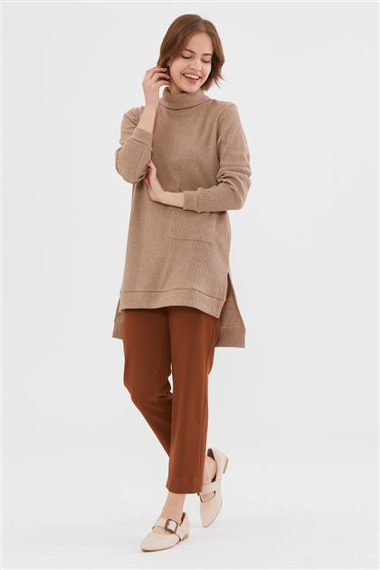 Tunic-Beige LA-0WET7002-11