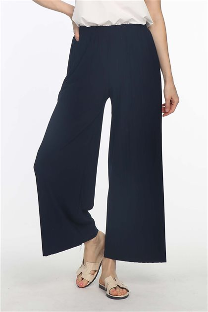 Pants-Navy Blue 409-17